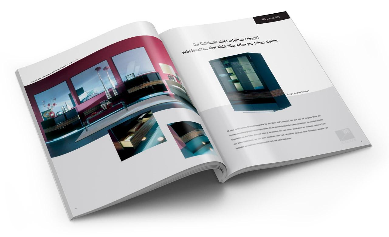 Katalogseite WK Wohnen